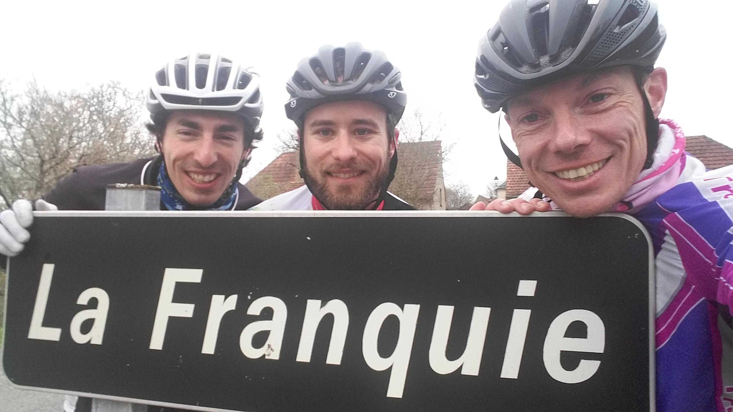 Stage Périgord 2017 - La Franquie