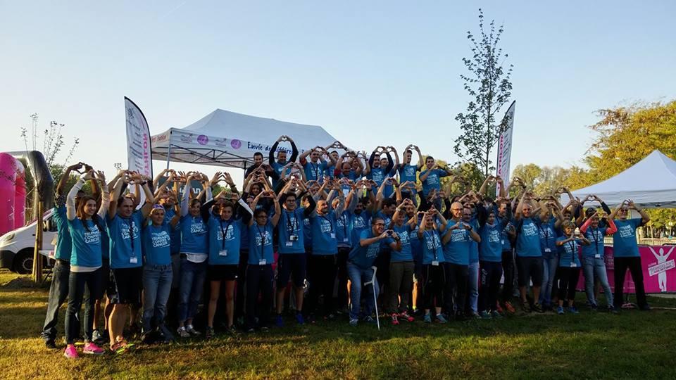 Les 70 bénévoles du Trigoulet et Triathlon des Roses 2017