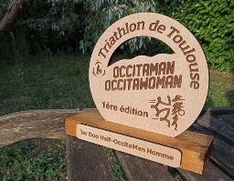 OccitaMike, berger d'un troupeau primé